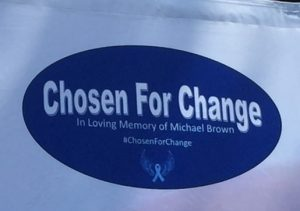 Logo for Chosen For Change