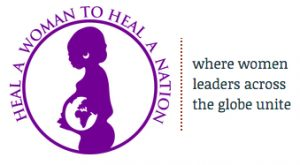 pic of heal a woman heal a nation logo