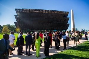 The African American Museum, courtesy The Guardian